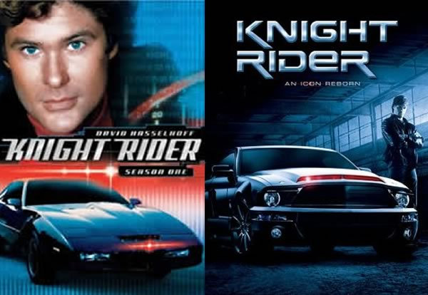 Knight Rider… fast-forward 25years! – The Wonderful Life of